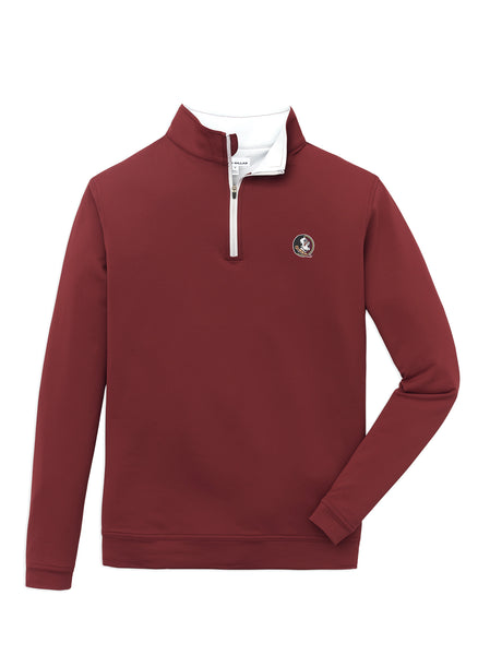 Perth Stretch Solid 1/4 Zip FSU