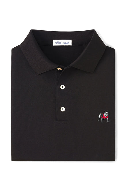 Solid Stretch Polo UGA