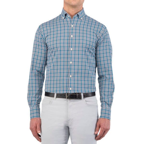 Crispy Performance Check Shirt