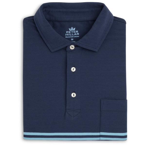 Waumbek Washed Polo