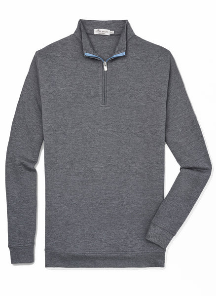 Interlock 1/4 Zip Pullover