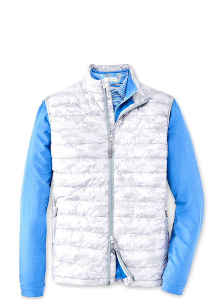 Hyperlight Quilted Camo Vest