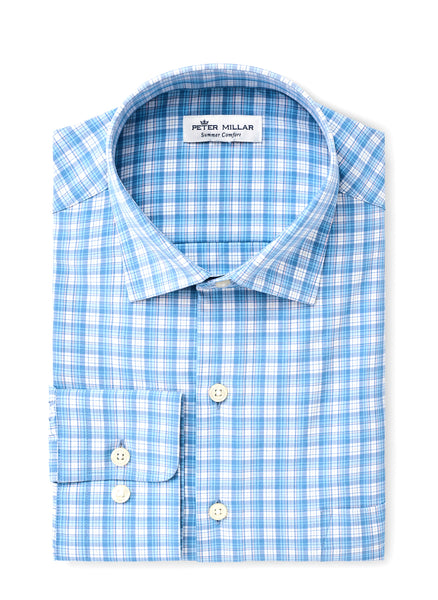 Arthur Tartan Perf Natural Touch Shirt