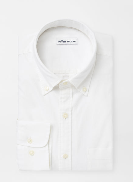 Crown Vintage Washed Oxford Shirt