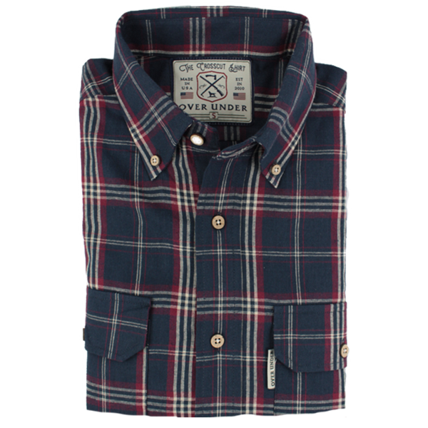 The Crosscut Flannel