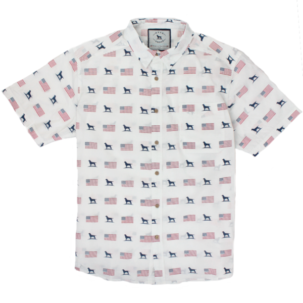 "Coral Harbor Shirt ""The Patriot"""