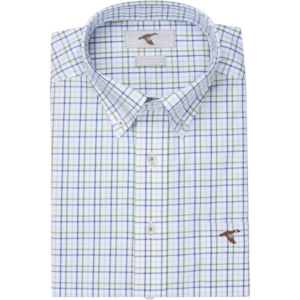 Sanibel Tattersall Shirt