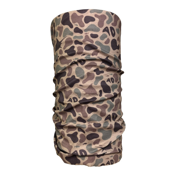 Woodland Camo Neck Gaiter