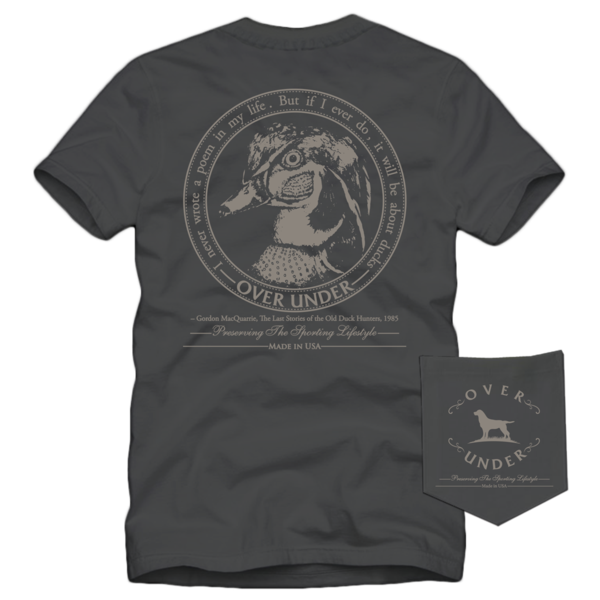 Wood Duck Crest T-Shirt