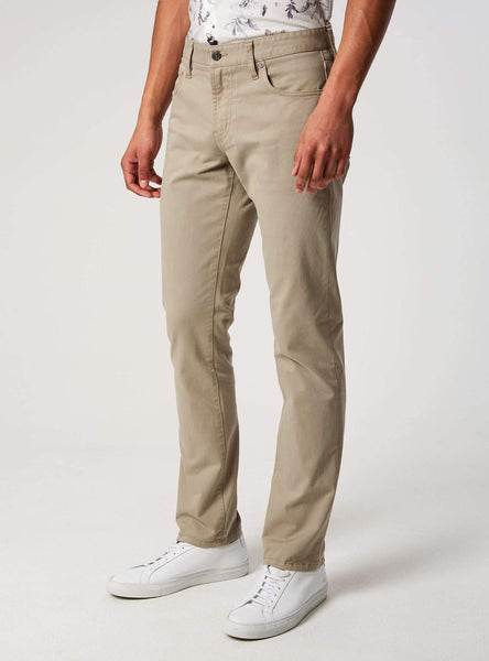 Clifton 5 Pocket Sateen Twill Pant - Khaki