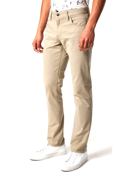 Clifton 5 Pocket Sateen Twill Pant - New Khaki