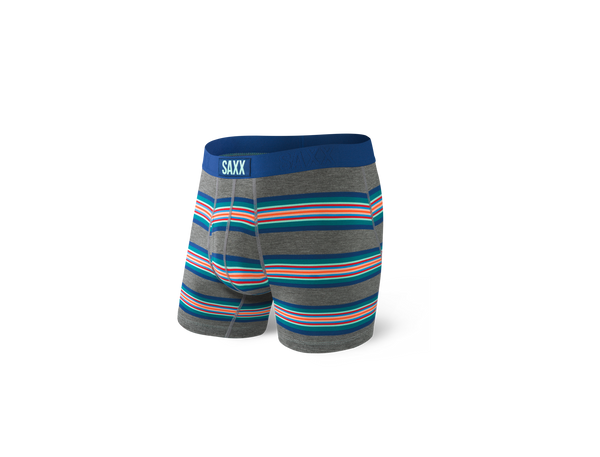 Ultra Boxer Brief Nvy Banner Strp