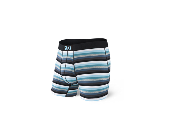 Vibe Boxer Brief Grey Pop Strp