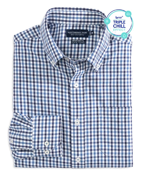 Fairwater Gingham IC Sport Shirt