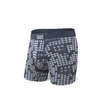 Vibe Boxer Brief Navy Invaders
