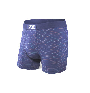 Vibe Boxer Brief Purple Streak Space Dye