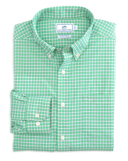 Barnacle Check IC Sport Shirt