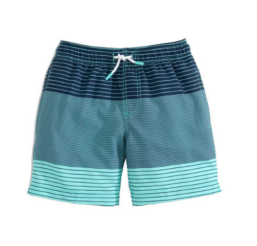 Youth Variegated Stp Swim Trunk