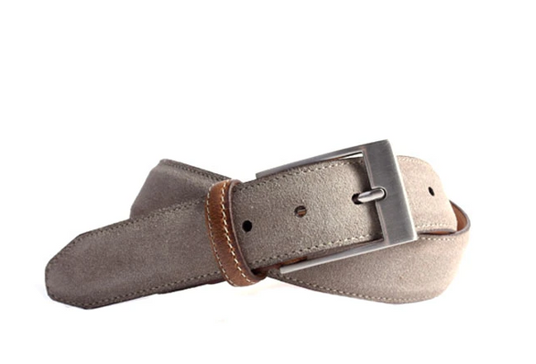 Royal Water Repellent Suede Belt
