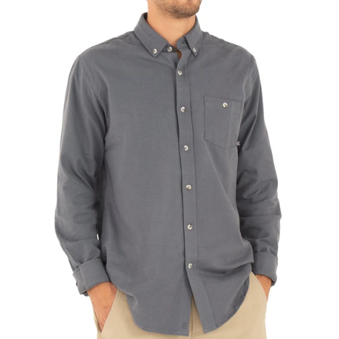 Bamboo Flannel Button Up Shirt