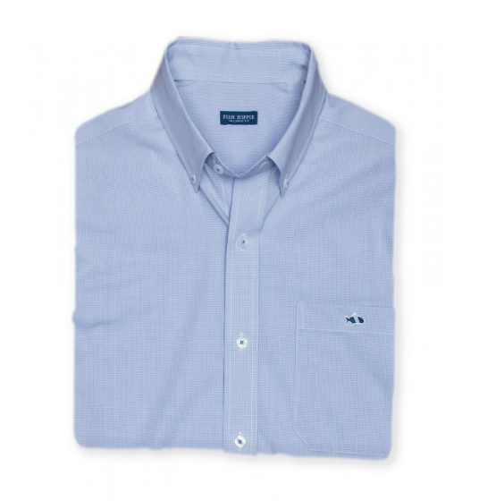 Gillcreek Mini Check Shirt