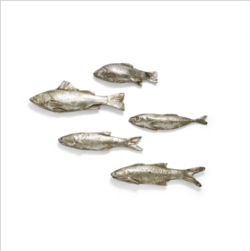 Silver Stream Decor Fish