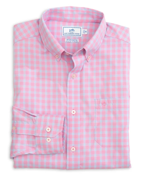 Astern Check IC Sport Shirt