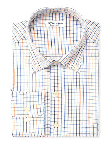 Nash Micro-Check Stretch Sport Shirt
