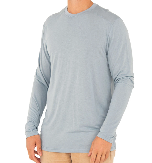 Bamboo Lightweight Long Sleeve Shirt