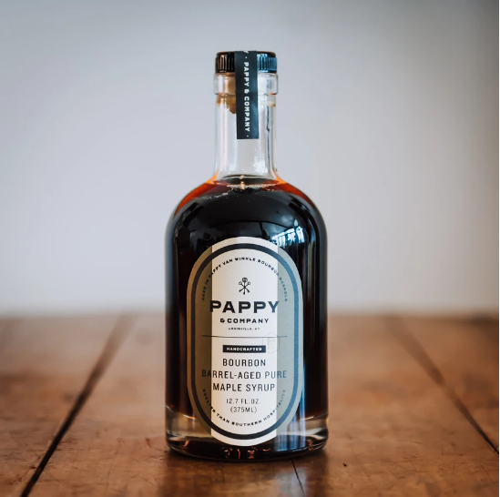 Barrel Aged Maple Syrup