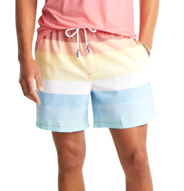 Galley Stripe Swim Trunk