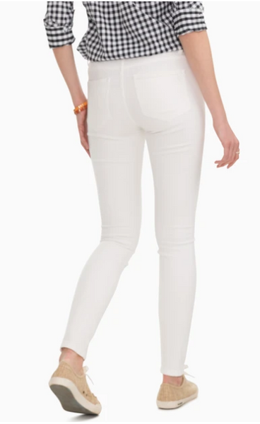 Ws Resort White Jean