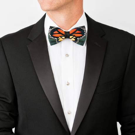 Monarch Bow Tie