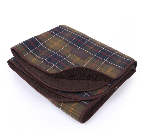 Classic Dog Blanket Brown