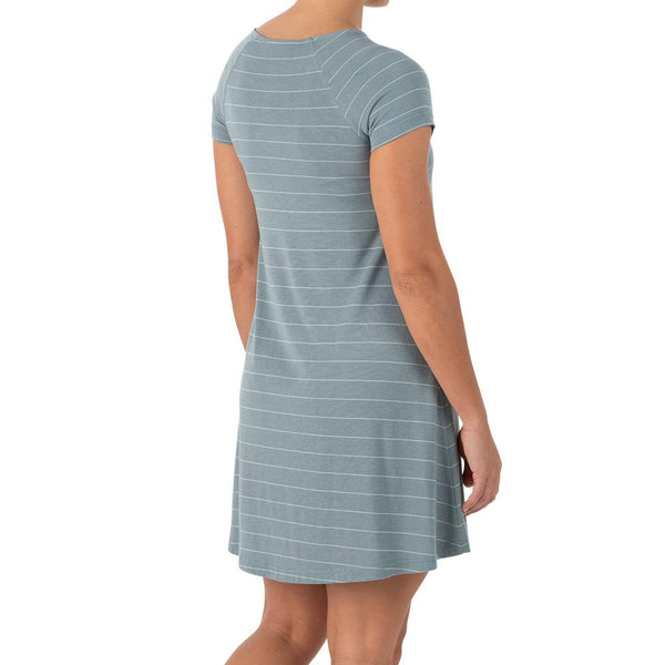 Ws Bamboo Dockside Dress