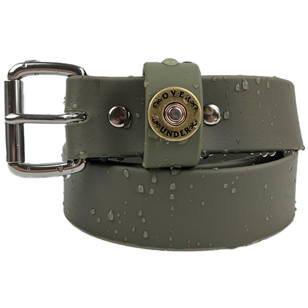 Waterproof Single Shot Belt (Olive)