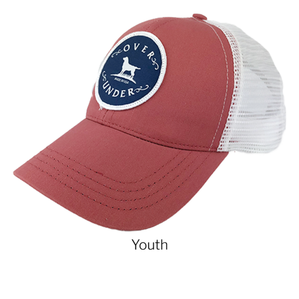 Youth Mesh Back Original Patch Trucker Nantucket
