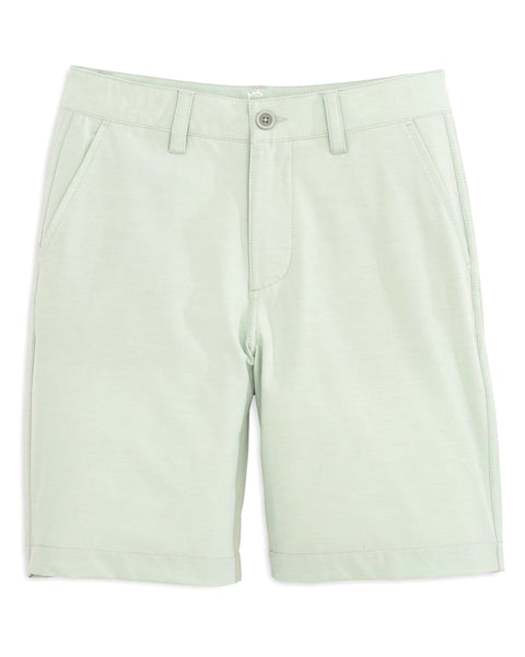 Youth Heather T3 Gulf Short
