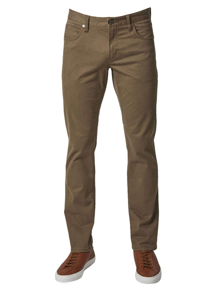 Clifton 5 Pocket Sateen Twill Pant - Chip
