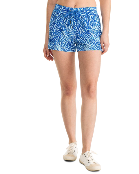 Ws Printed Coastal Short