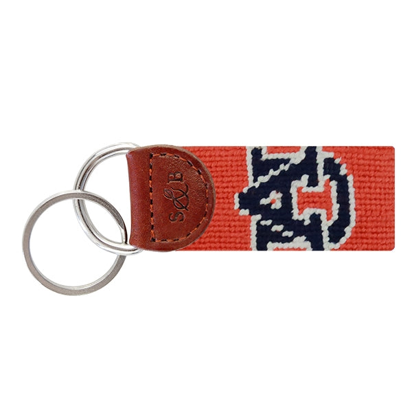 Auburn University (Orange) Key Fob