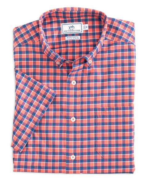 SS Gunwale Check IC Sport Shirt