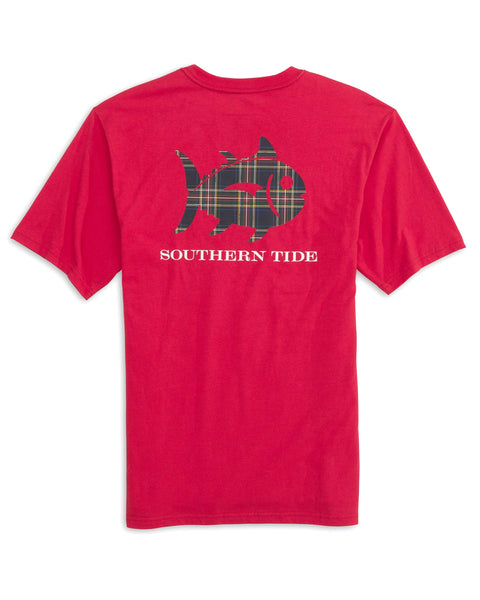 Youth Tidings Plaid Skipjack T-Shirt