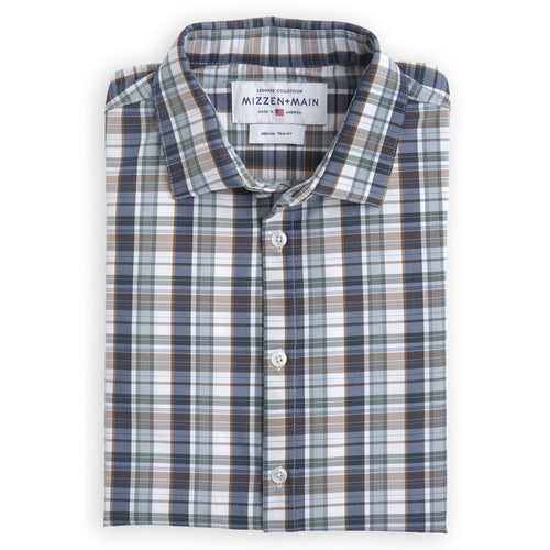 Russell Shadow Madras Shirt