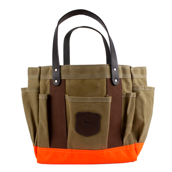 Waxed Rigger's Tote