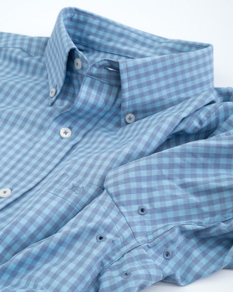 Dunecrest Gingham Performance Shirt