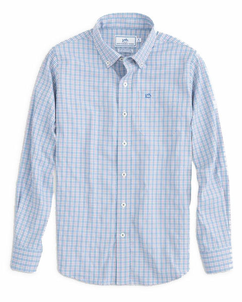 Youth Independence Plaid IC Shirt