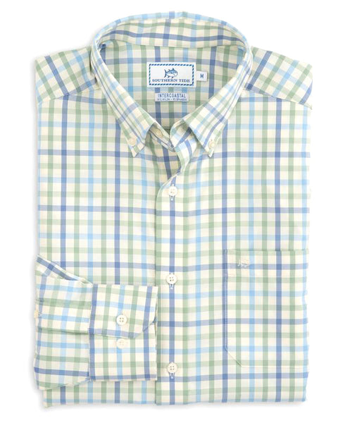 Rivercourse Plaid IC Shirt