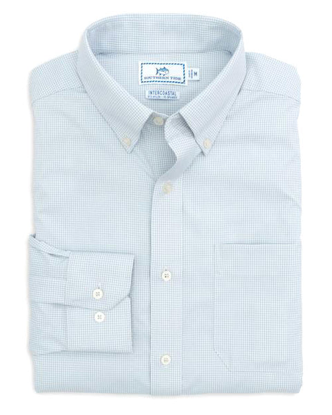 Gameday Gingham IC Sport Shirt