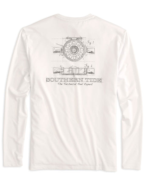 Technical Reel Experts LS Perf T-Shirt